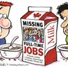 Today's cartoon: Missing jobs